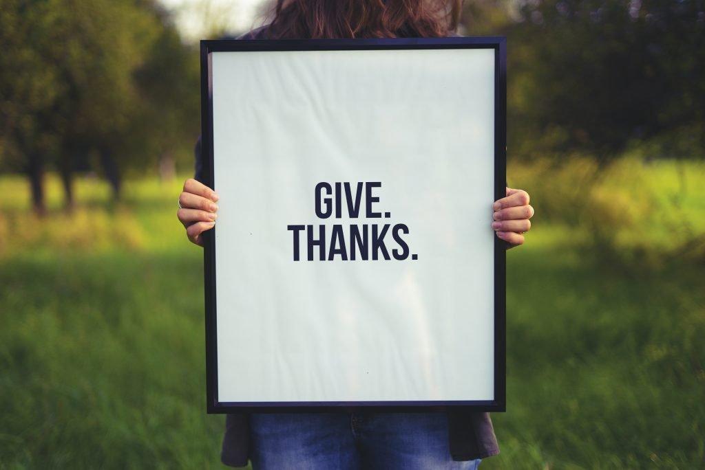 提升能量的秘密!學會從心出發去感恩